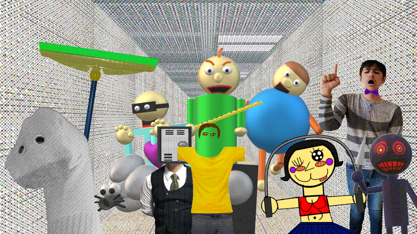 Baldi's Basics™ - Free Exclusive Edition: Official Version