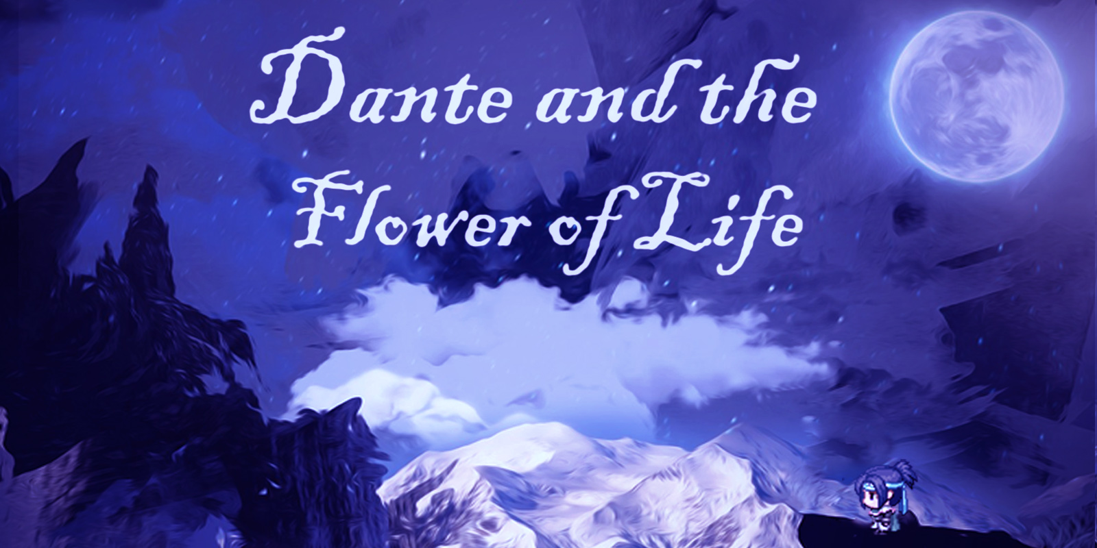 Dante and the Flower of Life