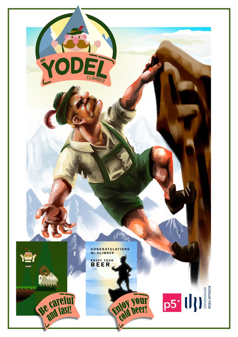 Yodel Climber