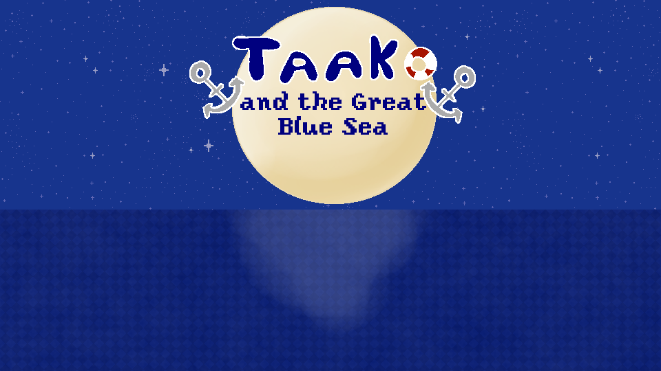 Taako and the Great Blue Sea