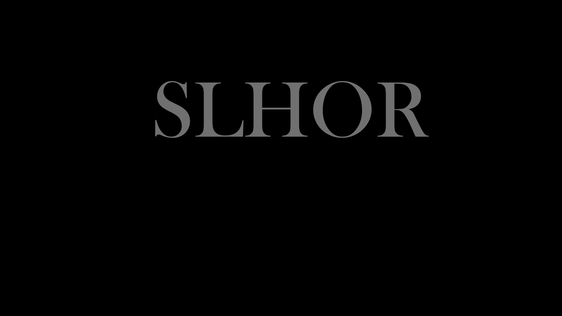 SLHOR (Episode 1): A Horror, Mystery and Thriller Visual Novel (Free)