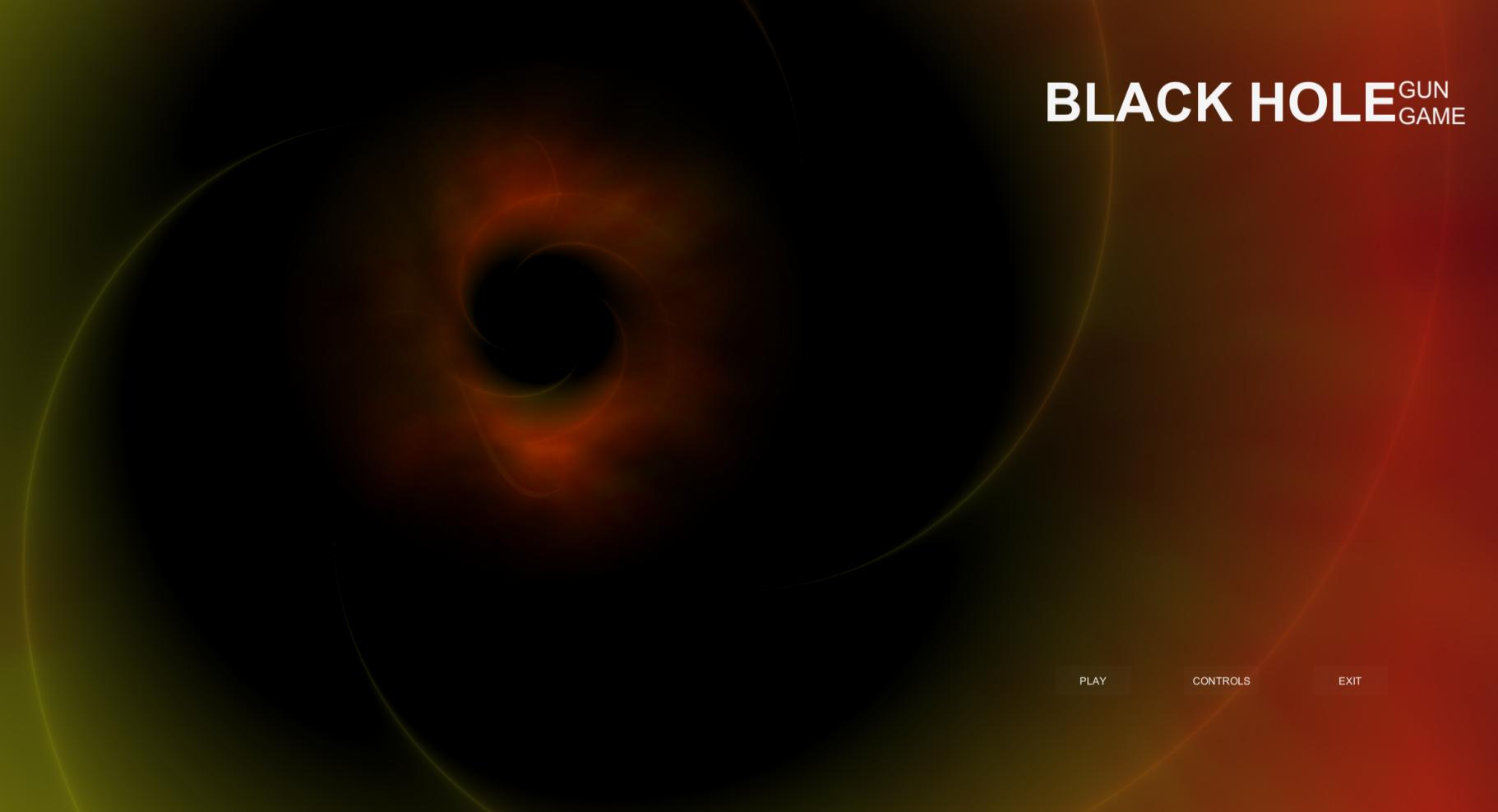 Black Hole Gun Game