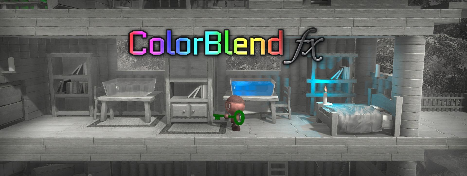 ColorBlend FX (pre-alpha)