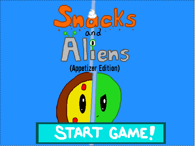 Snacks and Aliens Demo