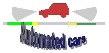 Autonomous cars – practical programming solutions