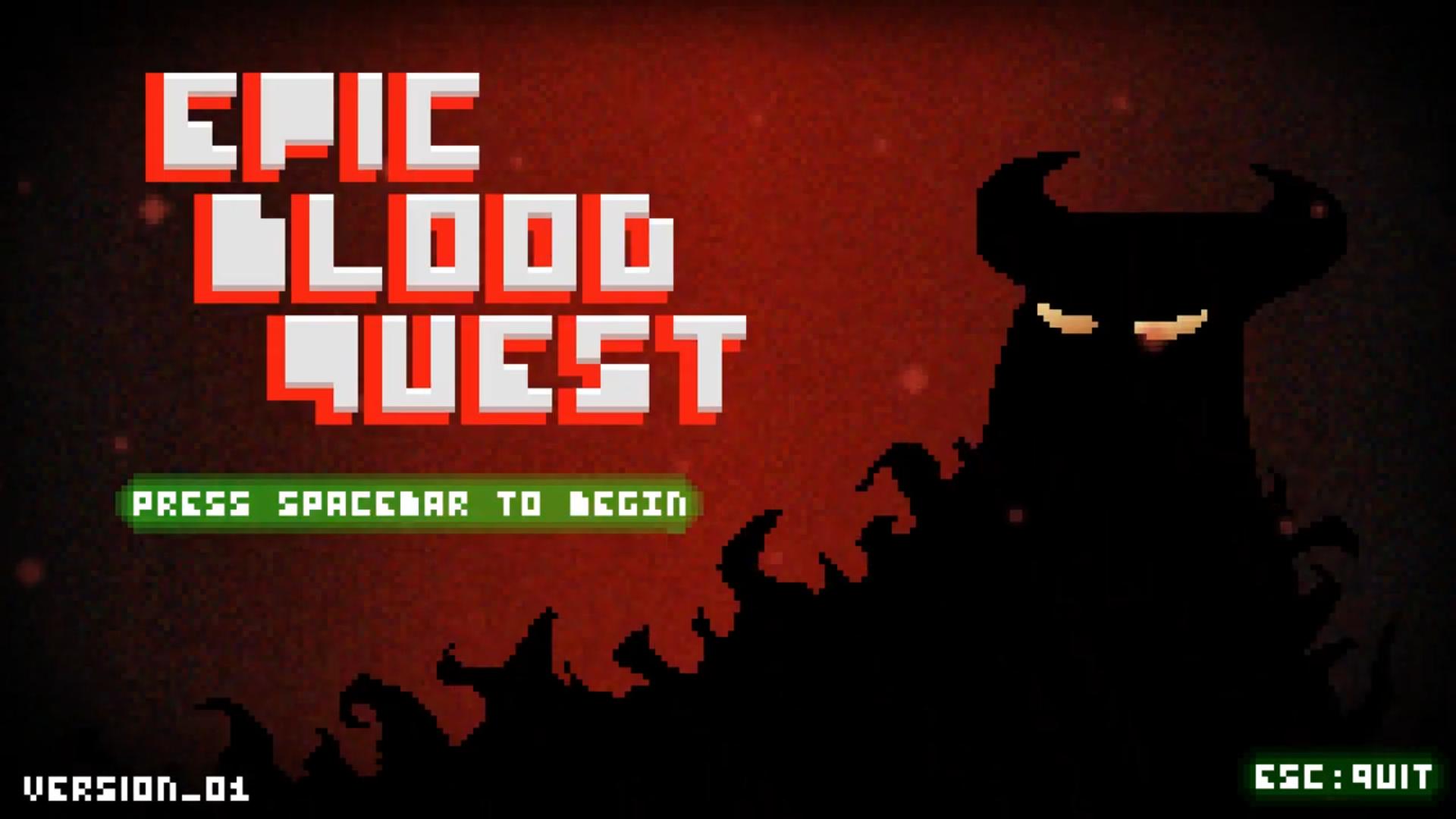 Epic Blood Quest