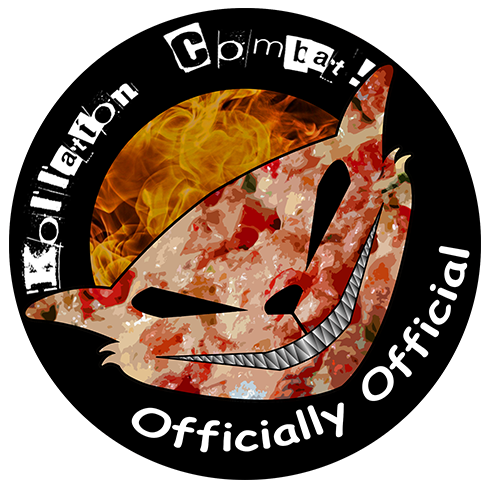 KOLLATION COMBAT! Officially Official Seal