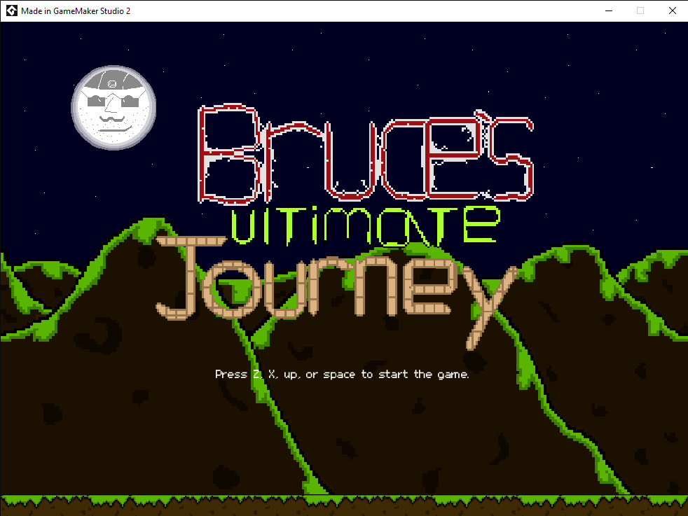 Bruce's Ultimate Journey