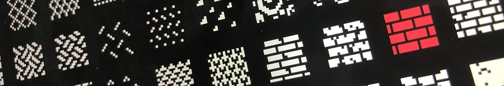 1-Bit Patterns and Tiles