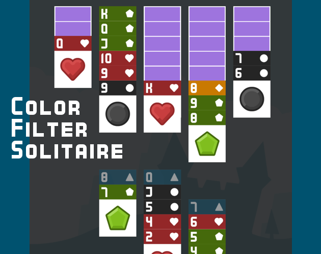 Color Filter Solitaire