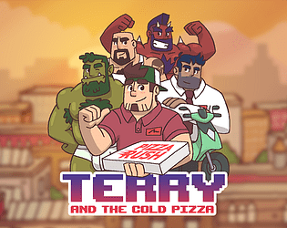 Terry and the cold pizza