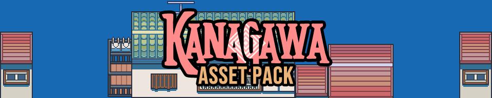 Kanagawa Game Assets