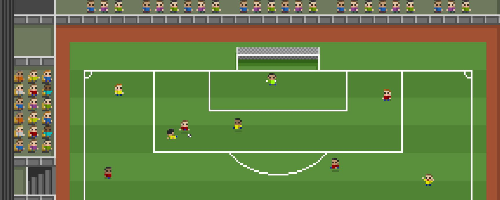Tiny Soccer Pixel Pack
