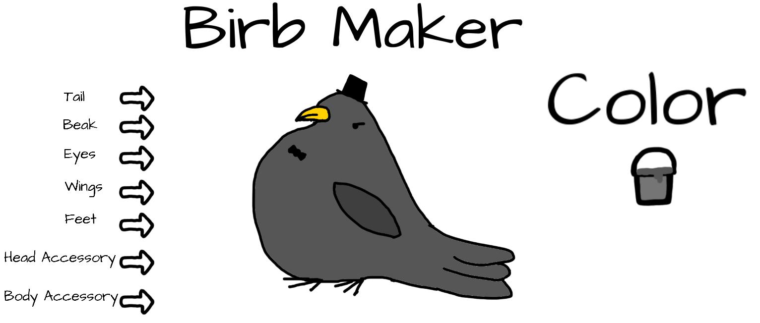 Birb Maker
