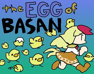 The Egg of Basan [Free] [Platformer] [Windows]