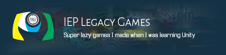 IEP Legacy Games
