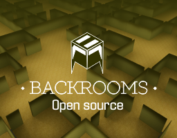 Backrooms Open source