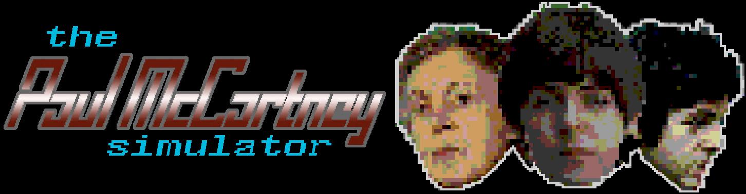The Paul McCartney Simulator