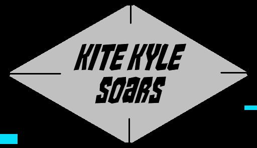Kite Kyle Soars