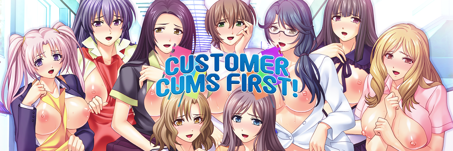 Customer Cums First (Bundle)