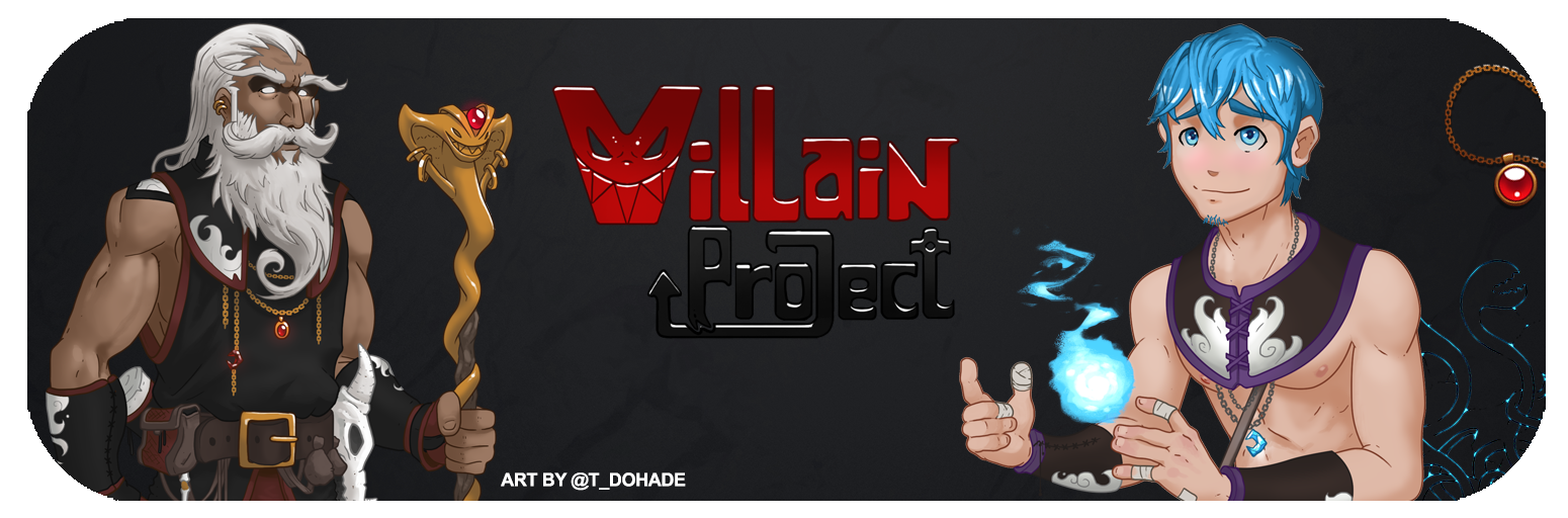 Villain Project - Gay Puzzle [NEW MODE AVAILABLE!]