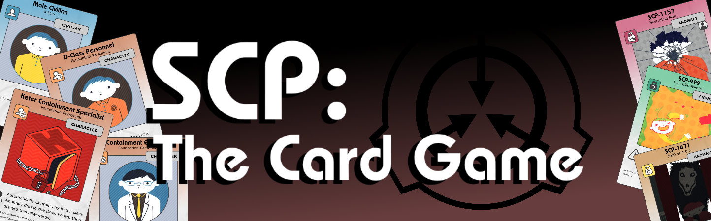Uncontained: An SCP Digital Card Game