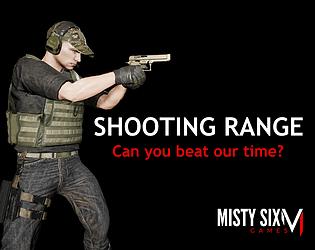 Shooting Range (WIP) [Free] [Shooter] [Windows]