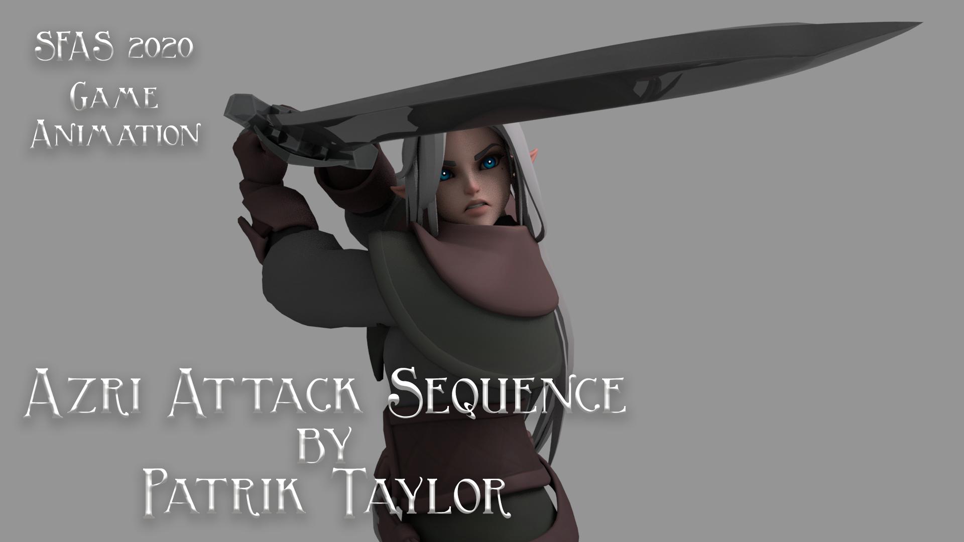 Azri Attack Sequence