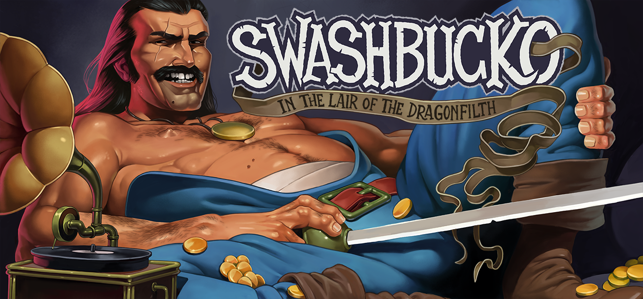 Swashbucko; In the Lair of the Dragon Filth [v1.01]