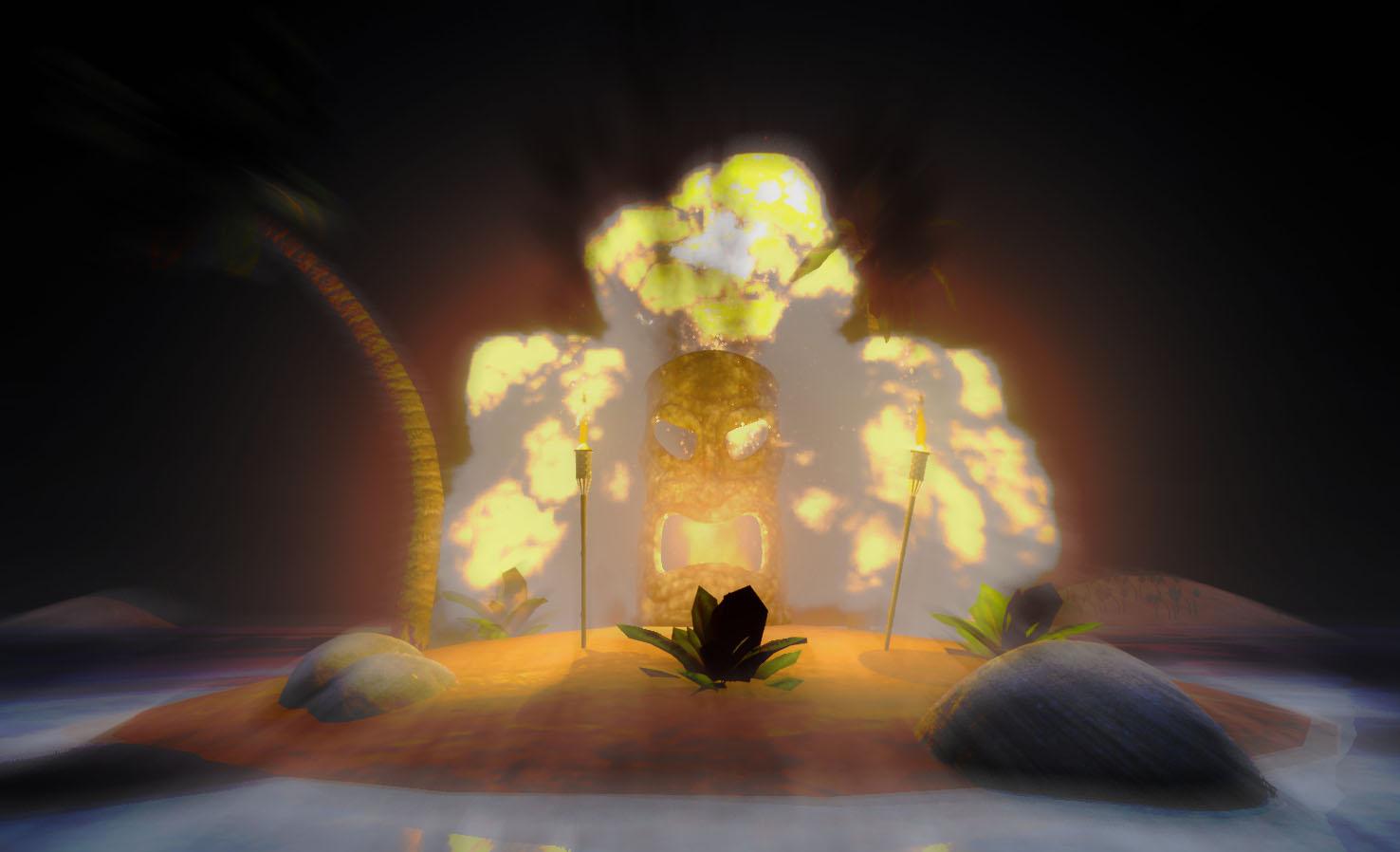 Tiki Explosion