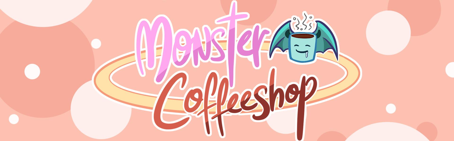 Monster Coffeeshop