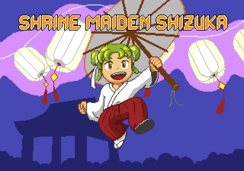 Shrine Maiden Shizuka