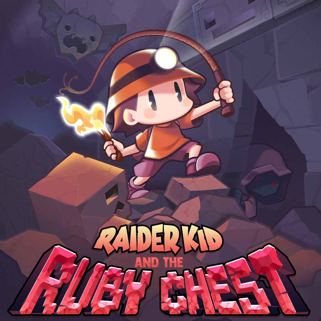 Raider Kid And The Ruby Chest By Cacareco Games, Lumimae