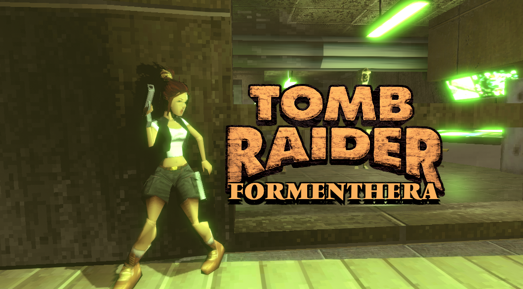 TOMB RAIDER FORMENTHERA