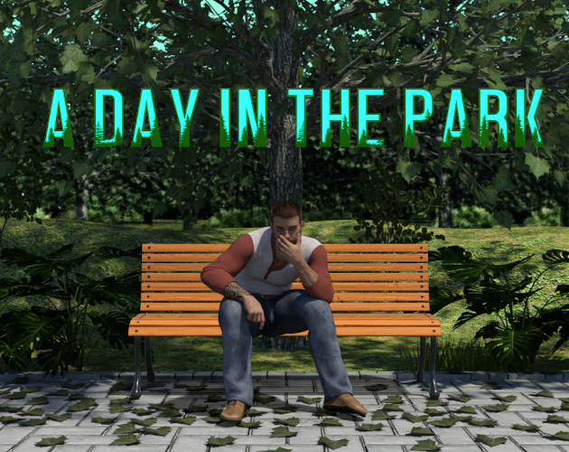 A Day in the Park (gay bara 18+ demo available)