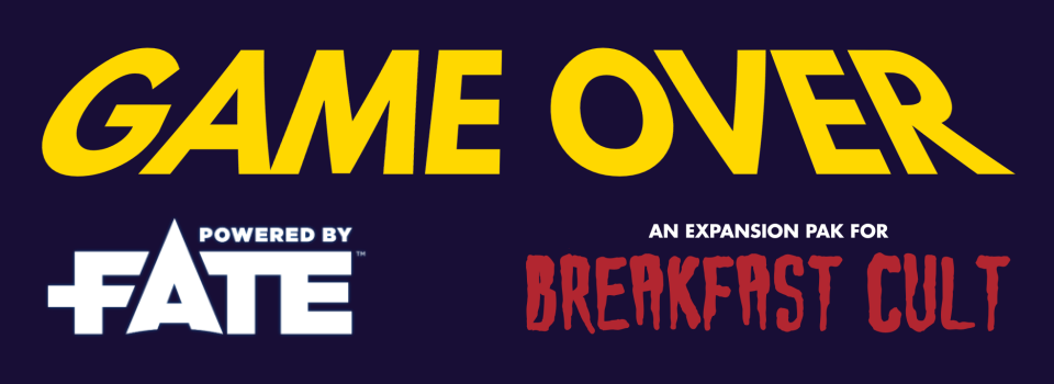 Game Over: A Breakfast Cult Expansion