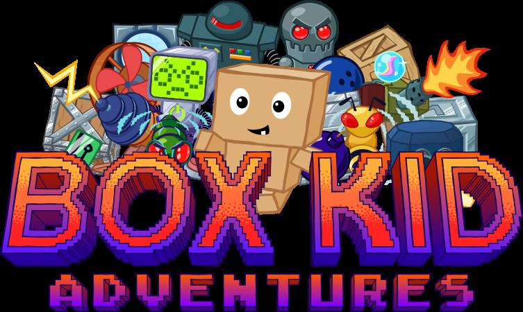 Box Kid Adventures Logo