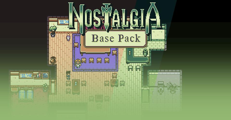Ocean's Nostalgia - Base Pack
