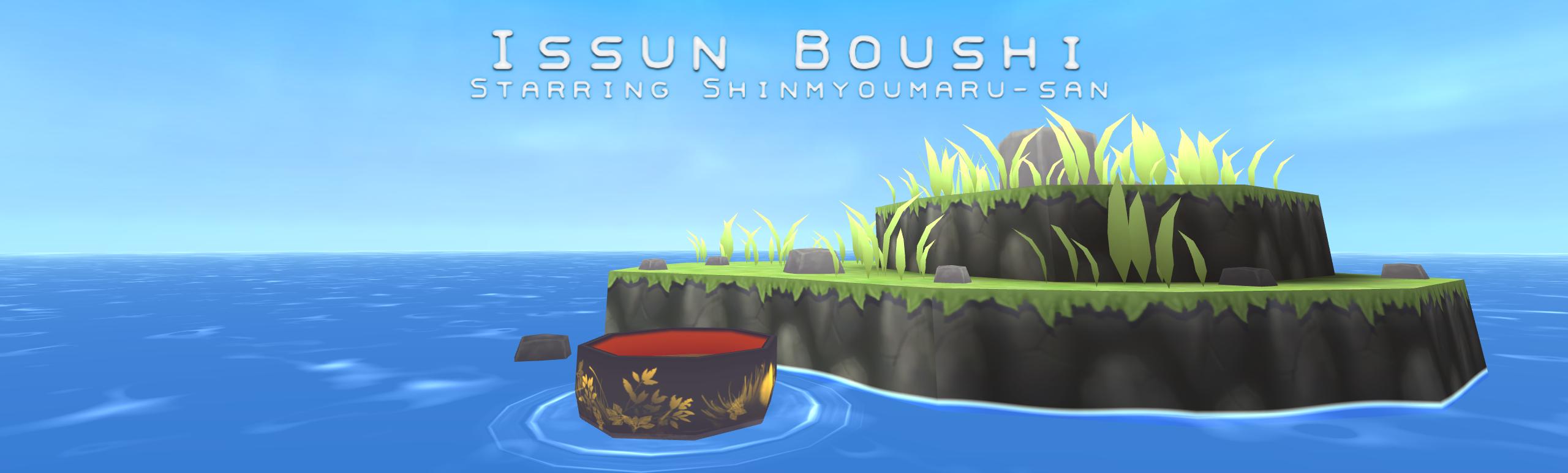 Issun Boushi Starring Shinmyoumaru-san