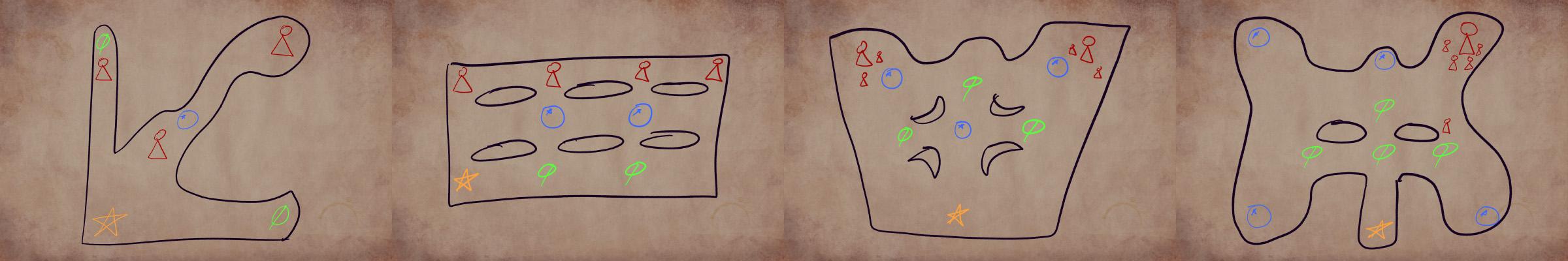 Level Design Evolution
