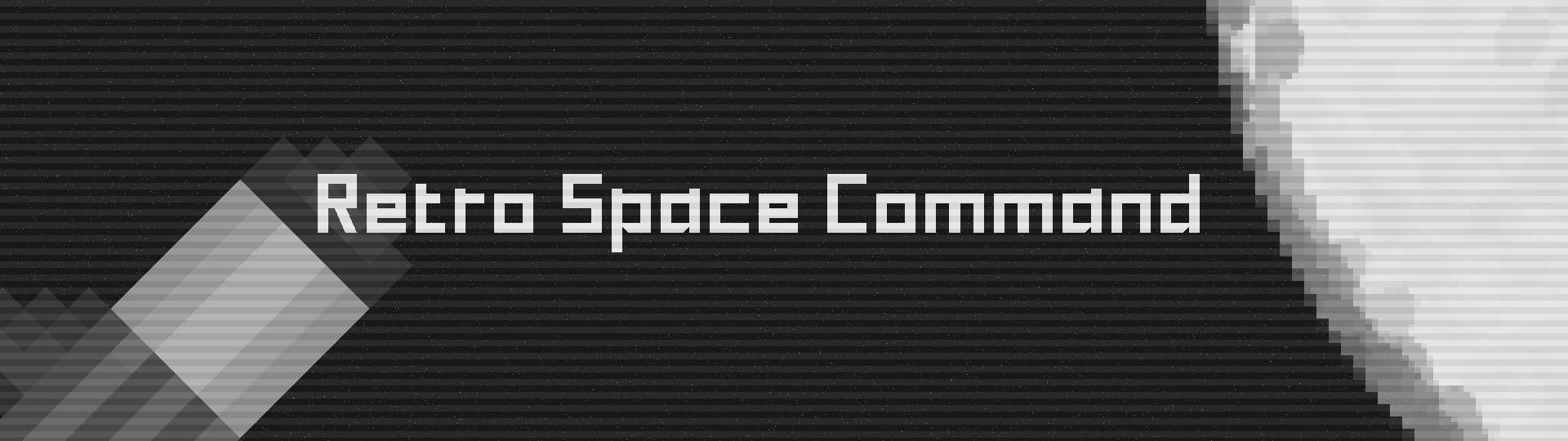 Retro Space Command