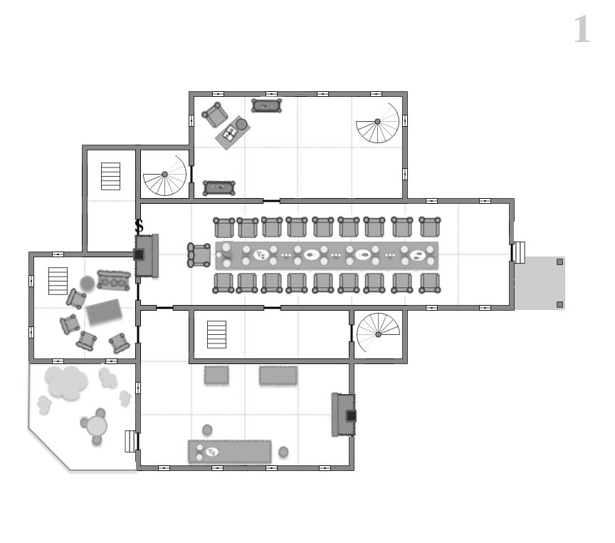 Procgen Mansion By Watabou