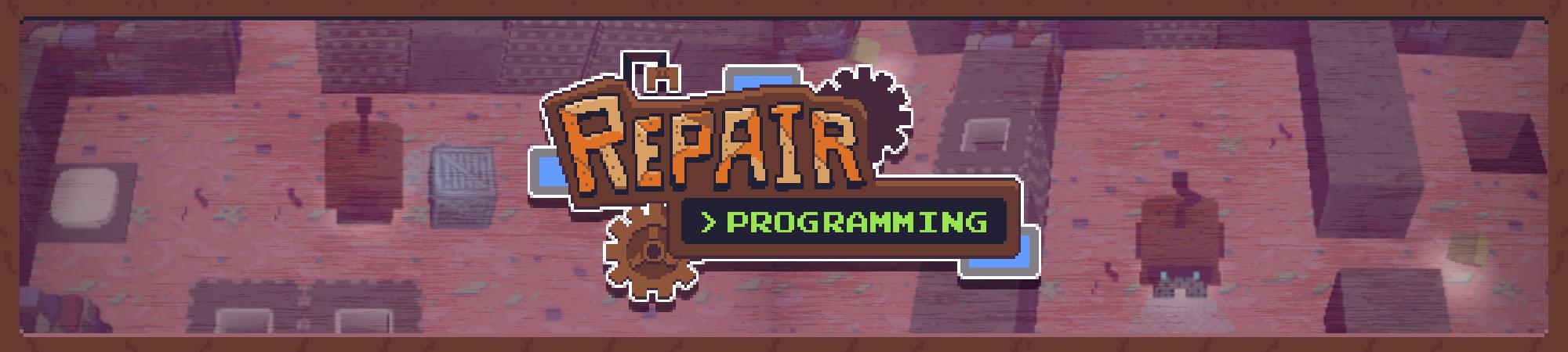 Repair Programming