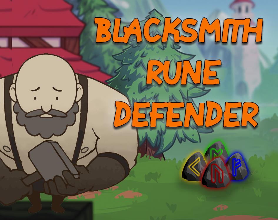 Blacksmith Rune Defender