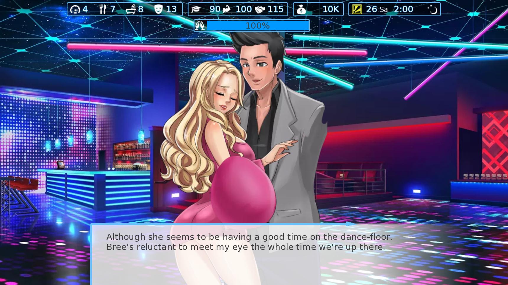Game dating walkthrough kylie Dating kylie