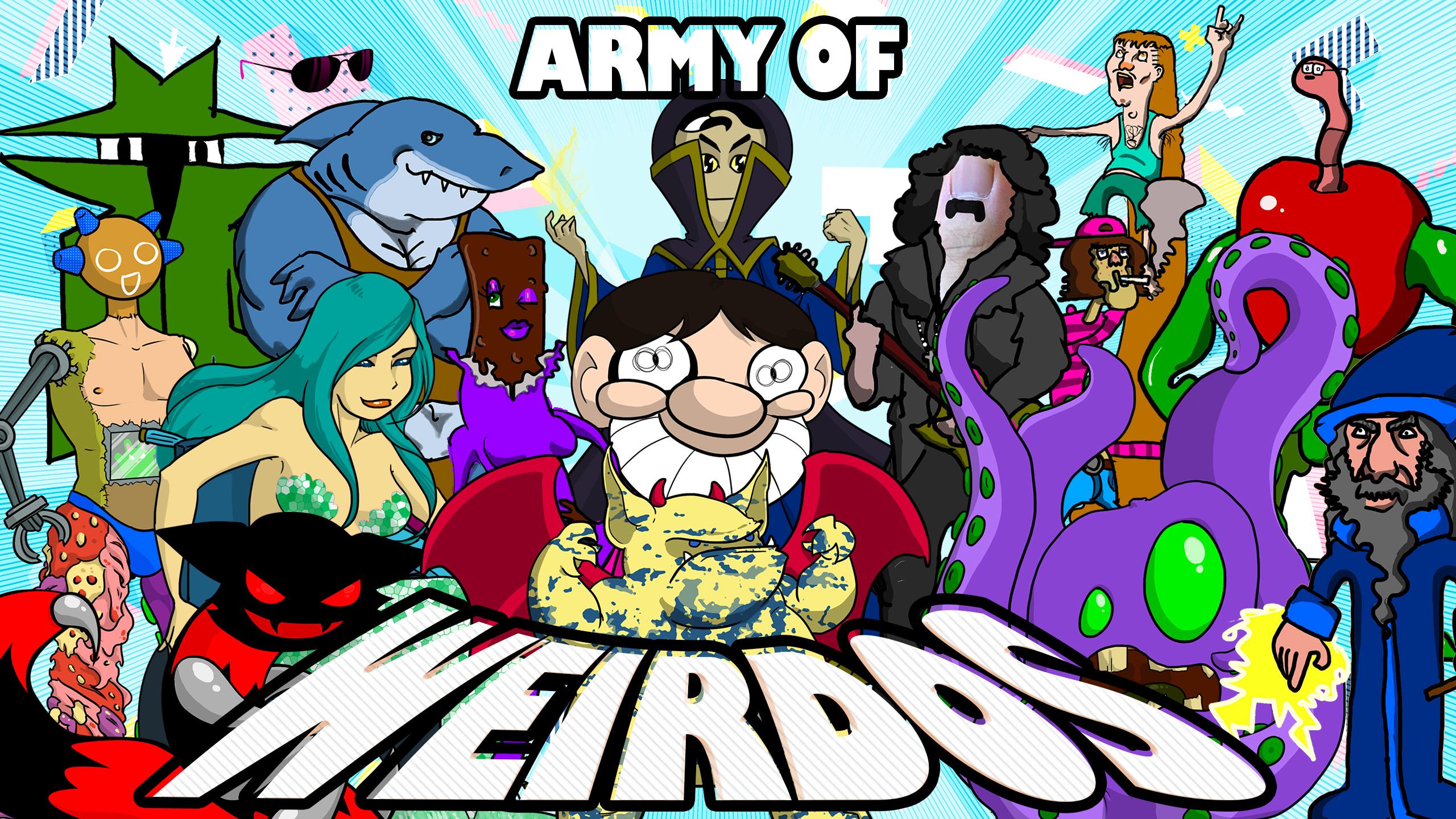 Army of Weirdos
