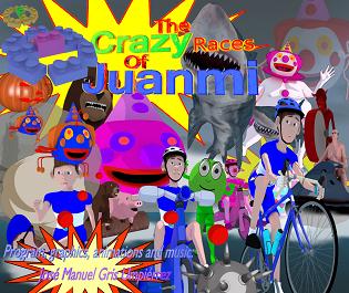 The Crazy Races of Juanmi