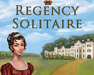 Regency Solitaire [$9.99] [Card Game] [Windows]