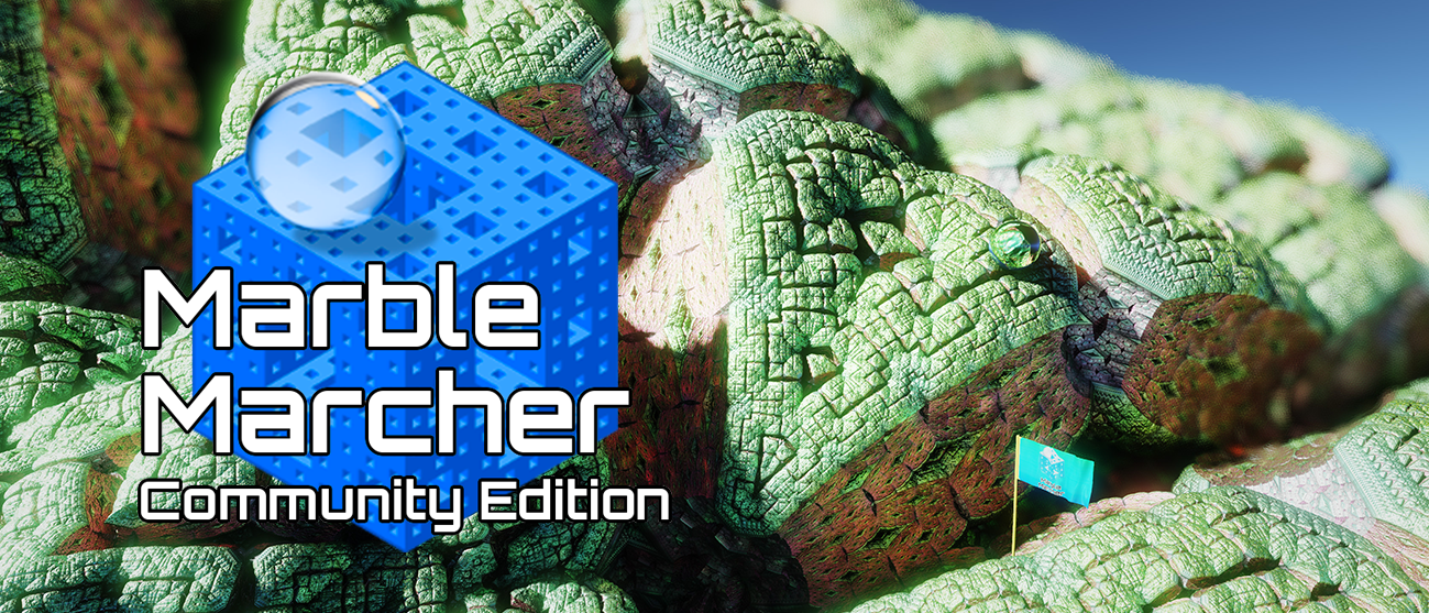 Marble Marcher: Community Edition