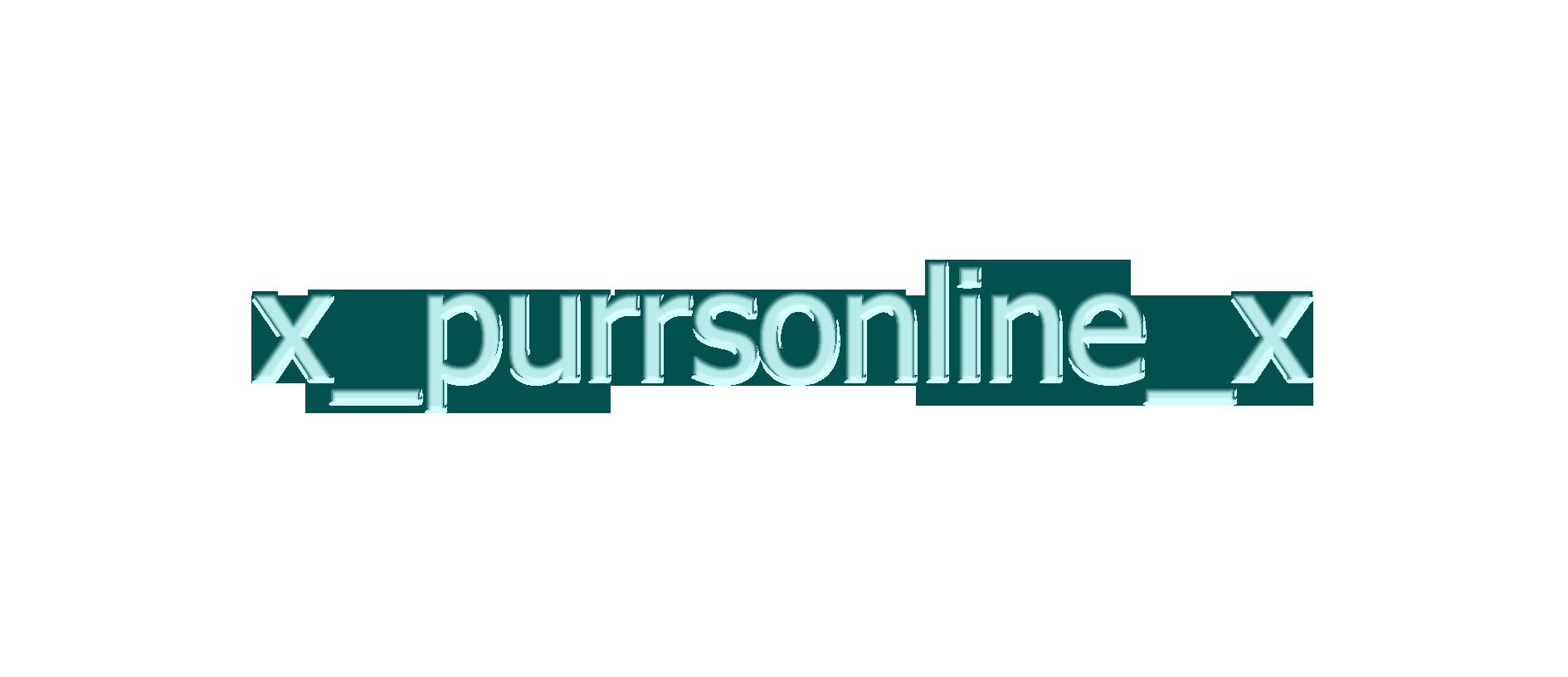 x_purrsonline_x